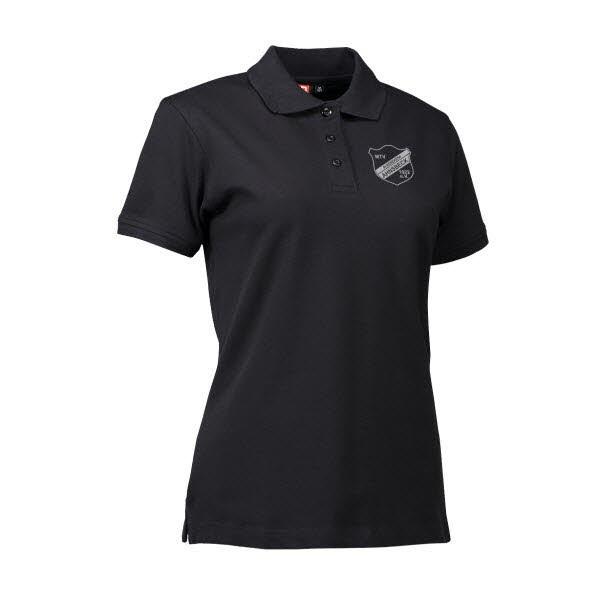 ID Pique Poloshirt | Stretch Damen